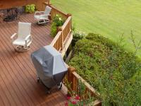 Cleaning Garden Decking