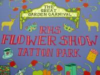 RHS Tatton Park Flower Show 2015