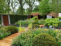 The Homebase Garden at the 2015 RHS Chelsea Flower Show