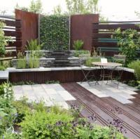 Show garden at BBC Gardeners' World Live
