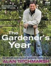 Book cover of The Gardener's Year by Alan Titchmarsh
