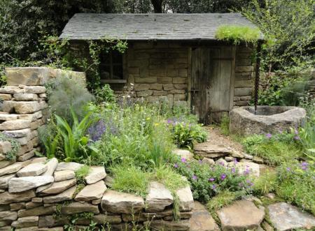 RHS Chelsea 2012 - Naturally Dry