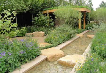 RHS Chelsea 2012 - Lands' End: A Rural Muse