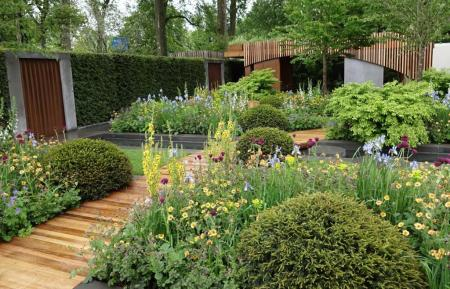 RHS Chelsea 2015 - The Homebase Garden