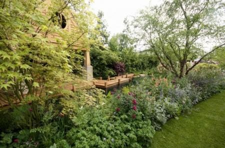 RHS Chelsea 2015 - The M&G Garden – The Retreat
