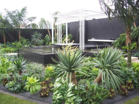 RHS Chelsea 2009 - The Canary Islands Spa Garden