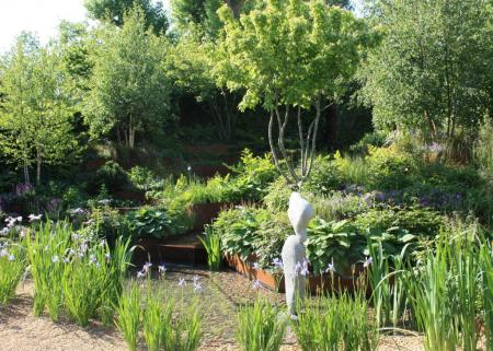 RHS Chelsea 2014 - A Garden for First Touch at St George's