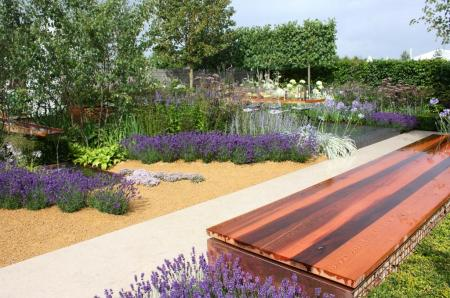 RHS Hampton Court 2014 - Vestra Wealth's Vista