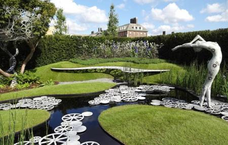 RHS Chelsea 2016 - The Imperial Garden - Revive