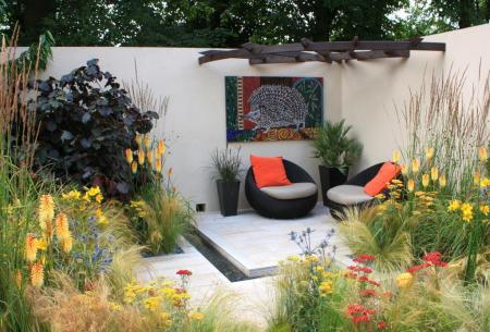 RHS Hampton Court 2014 - Hedgehog Street