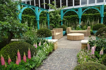 RHS Chelsea 2017 - 500 Years of Covent Garden