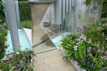 RHS Hampton Court 2014 - Garden of Solitude
