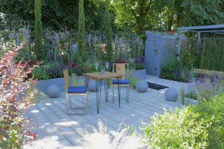 RHS Hampton Court 2018 - Secured by Design