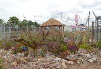 The UNHCR: 'Border Control' Conceptual Garden