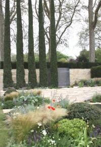 The Arthritis Research UK Garden designed by Tom Hoblyn