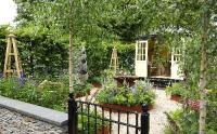 A Summer Retreat show garden