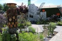 The RHS Greening Grey Britain Garden by Prof. Nigel Dunnett